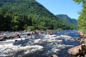 rivière jacques cartier